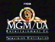 MGM UA TV Distribution