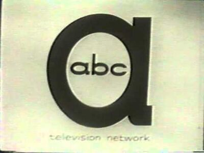 ABC TV network logo 50s