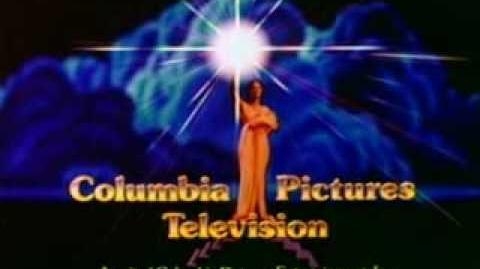 Columbia Pictures Television logo (1988)