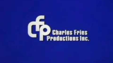 Charles Fries Productions logo (1974)