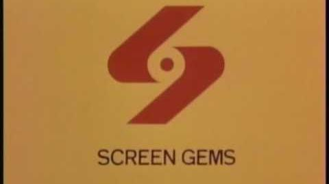 Screen Gems Television Logo (1970)