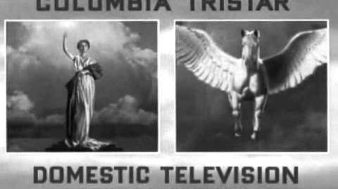 Columbia TriStar Domestic Television B&W logo (2001-A)