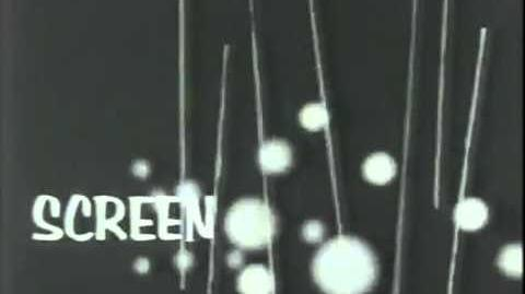 "Screen Gems ""Dancing Sticks"" (1964)"