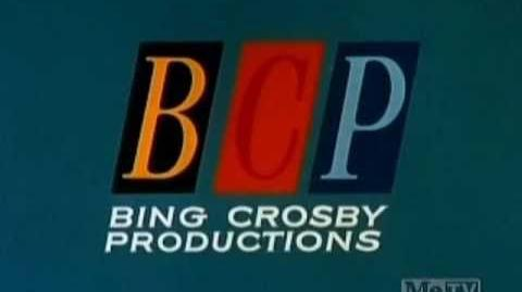 Bing Crosby Productions logo (1964-A)