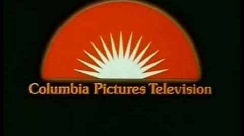 """Columbia Pictures Television """"Sunburst"""" Logo (1976)"""