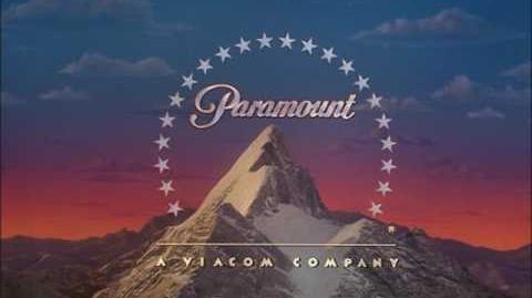 "Paramount ""Domestic"" Television Logo (1995) ""Non Animated"""