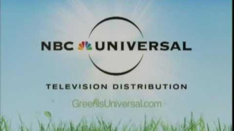 "NBC Universal Television Distribution Logo (2009) ""Variant"""