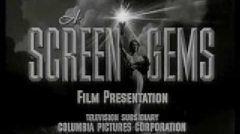 Screen Gems Television Logo (1955-A)
