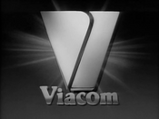 Viacom V of Steel B&W