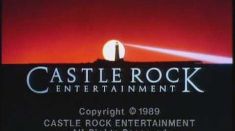 Castle Rock Entertainment Logo (1989)