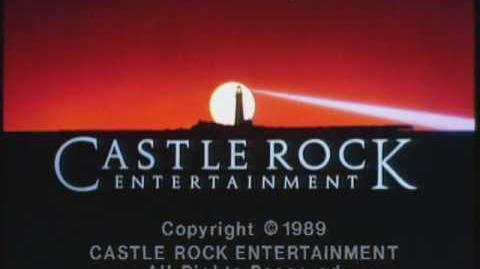 Castle Rock Entertainment Logo (1989)