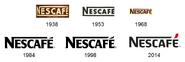 Nescafe Logo History