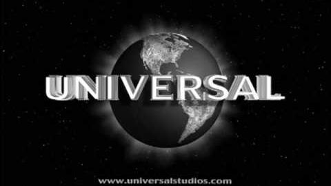 Universal Television Logo (2000) B&W Variant