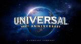 Universal logo 100th