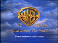 Warner Bros. Television 75th years 1998