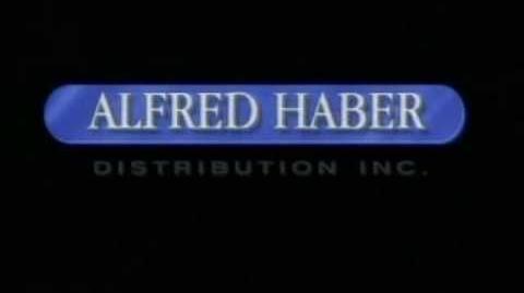 Alfred Haber Distribution logo (1997)