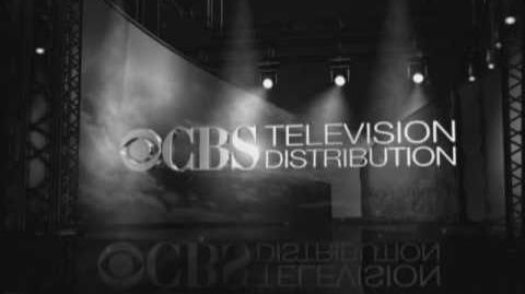 CBS Television Network & CBS Television Distribution B&W