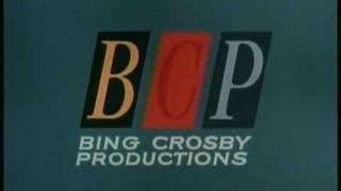 "BCP Bing Crosby Productions Logo (1964) ""Short Version"""