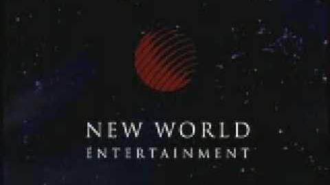 New World Entertainment Logo