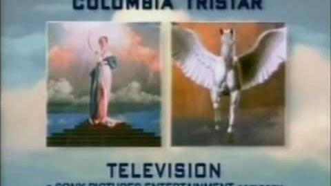 Columbia TriStar Television alt. logo (1999)