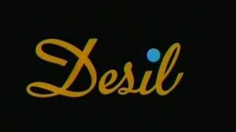 "Desilu The Final ""Merging Circles"" Logo (1967)"