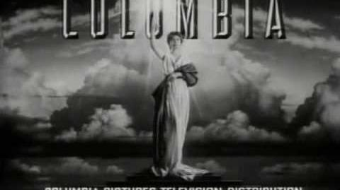 Columbia Pictures Television Distribution B&W logo (1993)