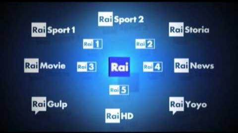 NUOVI LOGHI RAI 18 maggio 2010 - Presentazione