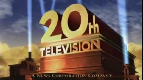 20th Television Logo (2008)