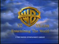 Warner bros. 75th television