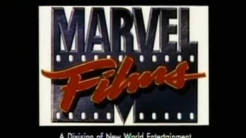 Marvel 1992 logos & Saban 1996 logo (Genesis music)