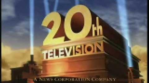 20th Television Logo (2008) With The Edited 20th Century Fanfare