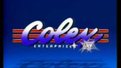 """Colex Enterprises Logo (1984) """"Better Quality"""""""