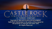 Castle Rock Entertainment TV 1995 WS