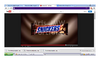 Snickers FULL-SCREEN
