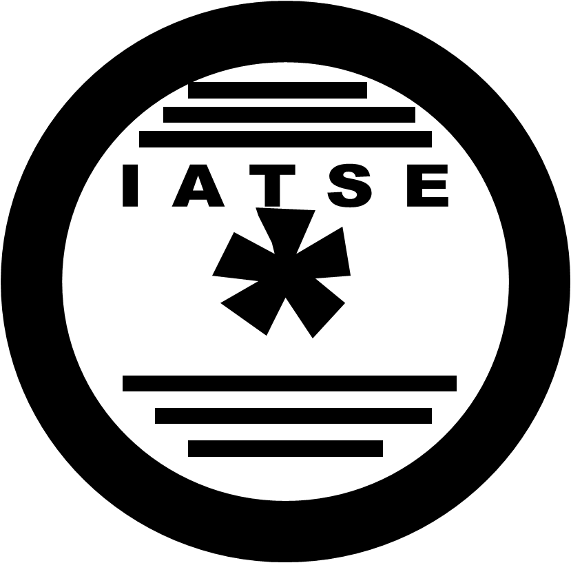 Image Iatse Logo 1940 S Png Global Tv Indonesia Wiki