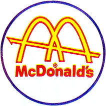 McDonald's logo 60s