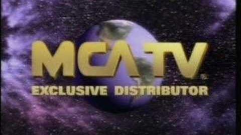 MCA Television Logo (1990-1991)