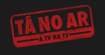 Tá no Ar - Logo