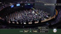 Impeachment - Votacao na Camera (1)
