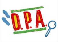 Detetives do Prédio Azul - Logo