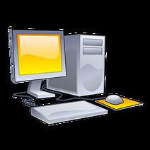 Computador - Vetor (Desktop)