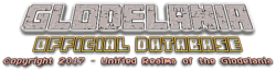 Glodelania Official Database