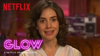 GLOW Featurette HD Netflix