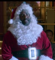 Keith Bang as Santa Claus