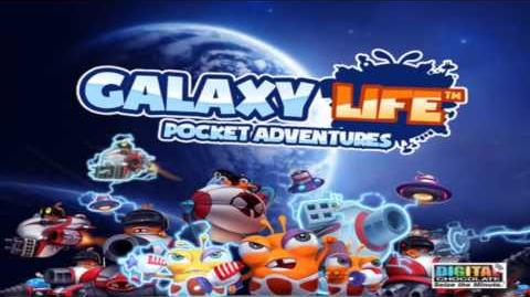 Galaxy Life - In The Space - OST