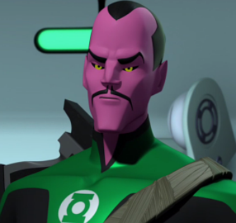 Amazon. Com: green lantern: rise of the red lanterns: the animated.
