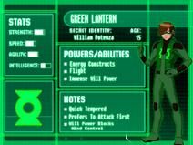 Jayke jordan the new green lantern