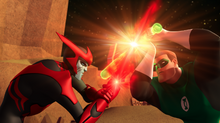 Razer versus Hal Jordan