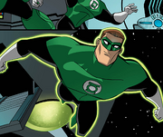 Hal leaves the ship