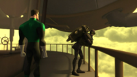 Gil talks to Hal